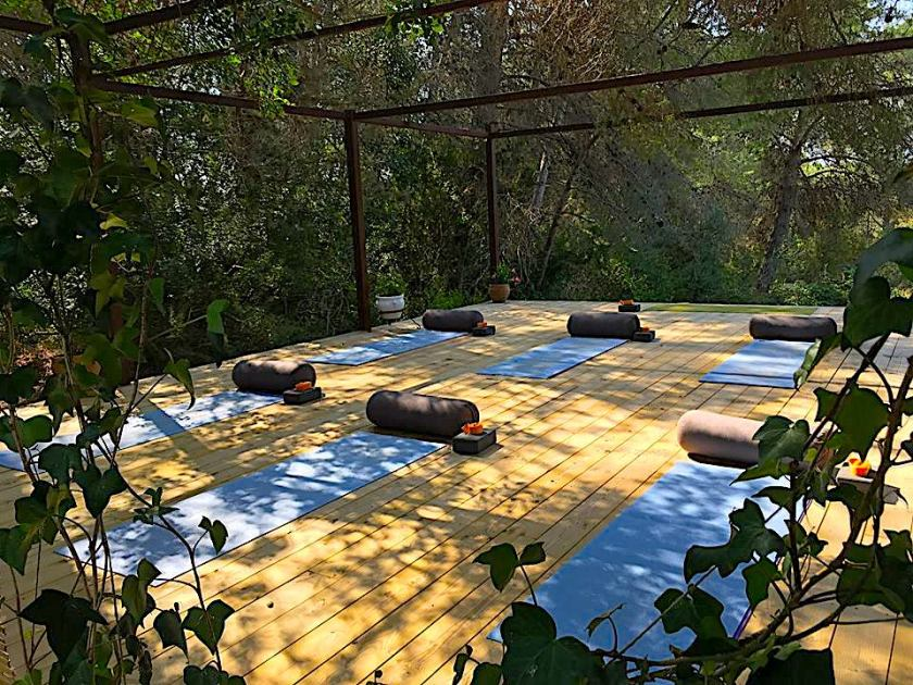 Yoga Hero and The Mat Movement Ibiza yoga retreat September 2018