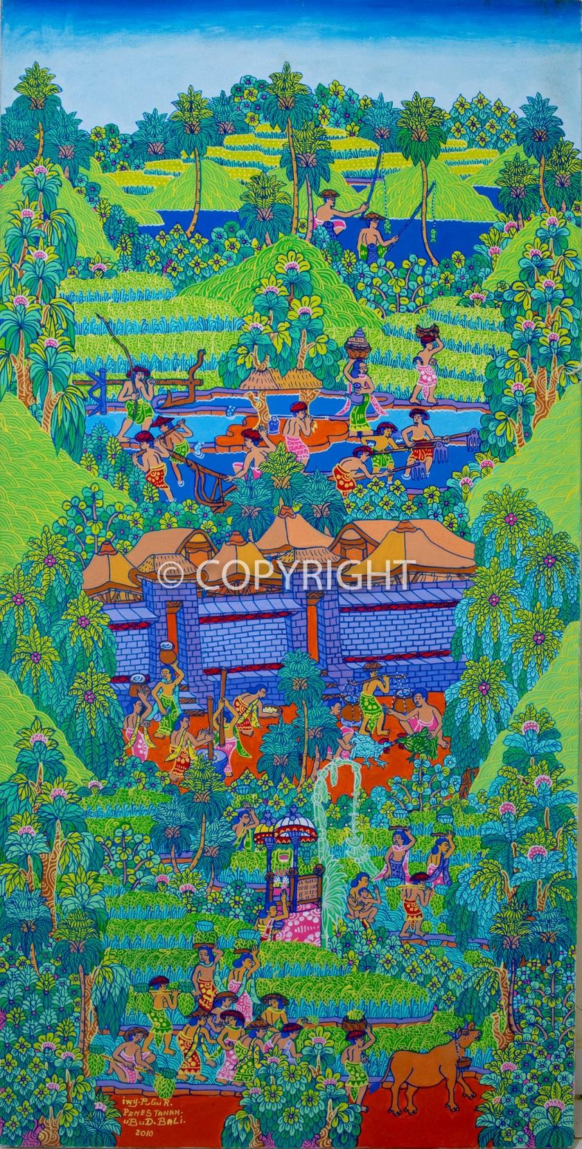 Balinese-art-acrylics-i-wayan-pugur-painting-1505